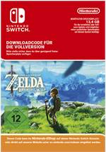 The Legend of Zelda: Breath of the Wild [Code-DE]