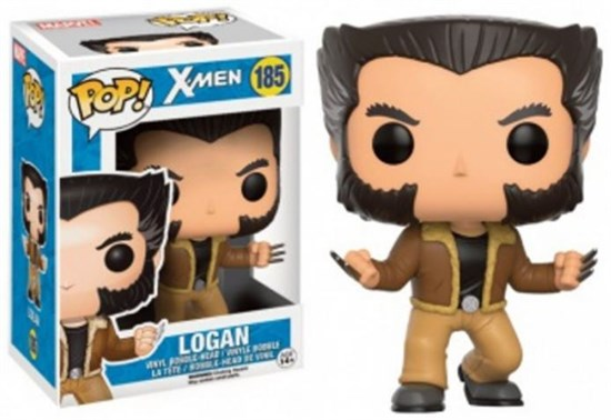 Marvel - POP! Vinyl-Figur Logan