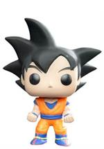 Dragonball Z - POP! Vinyl-Figur Black Hair Goku