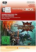 Monster Hunter Generations [Code-DE]