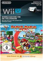 Paper Mario Color Splash [Code-DE]