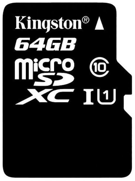 Kingston Micro Sd Card 64 Gb Gamestopde