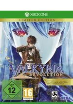 Valkyria Revolution (Day-One-Edition)