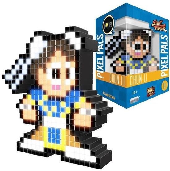 Pixel Pals - Chun Li (Streetfighter)
