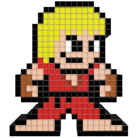 Pixel Pals - Street Fighter Ken