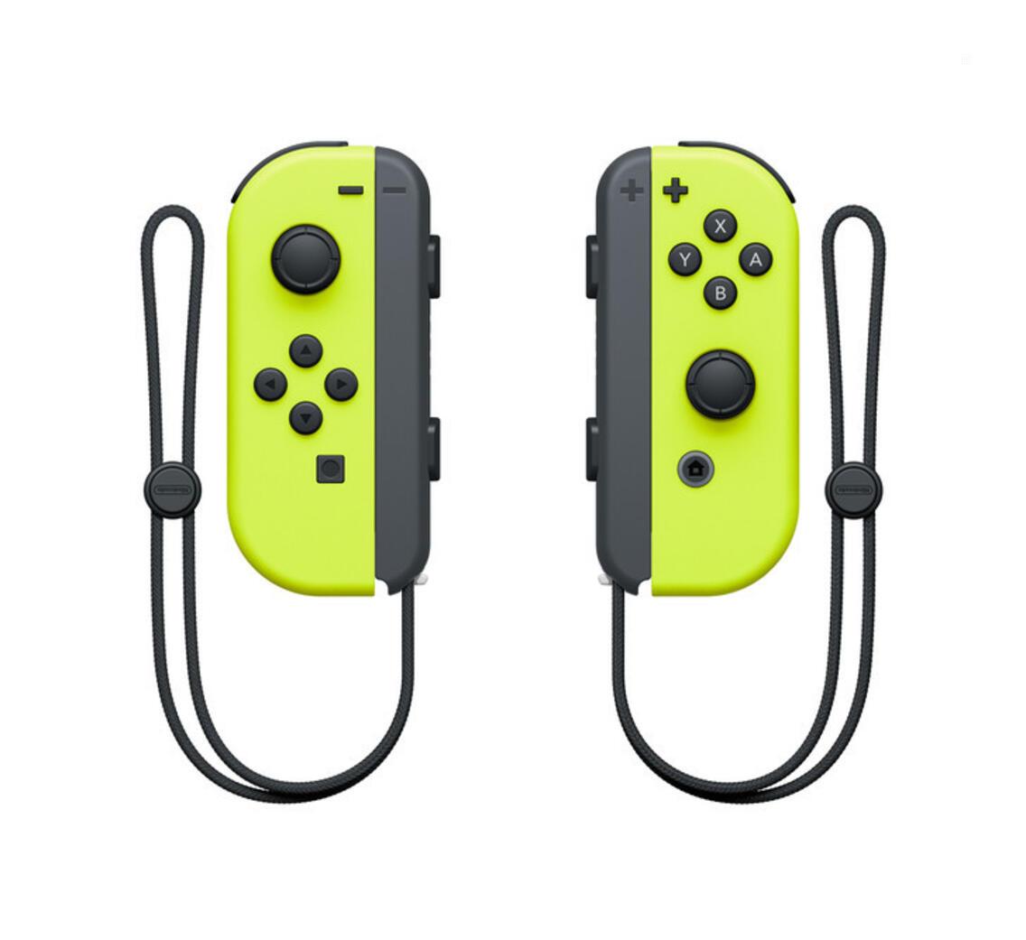 JoyCon 2er-Set neon gelb