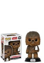 Star Wars Episode VIII - POP! Vinyl-Figur Chewbacca