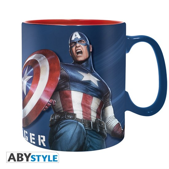 Marvel Captain America - Tasse