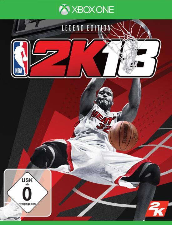 NBA 2K18 Legend Edition
