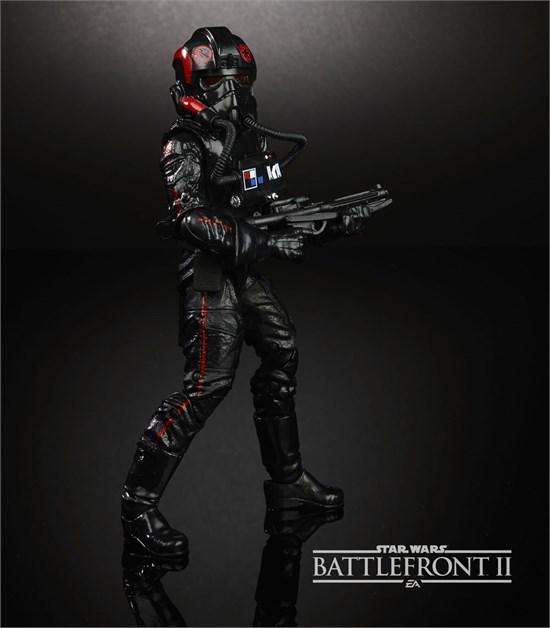 Star Wars Battlefront 2: Figur Inferno Squadron Agent (exklusiv bei GameStop!)