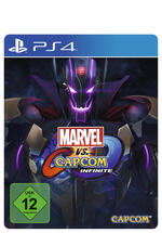 Marvel vs. Capcom: Infinite Steelbook-Edition (only online!)
