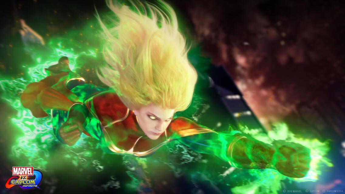 Marvel vs. Capcom: Infinite Steelbook-Edition (only online!)