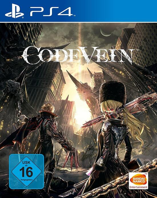 Code Vein (Day-One-Edition)