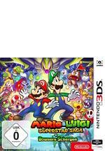 Mario und Luigi: Superstar Saga + Bowsers Schergen