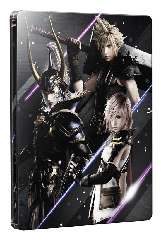 Dissidia Final Fantasy NT Limited Edition