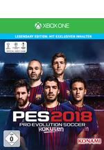 PES 2018 - Legendary Edition