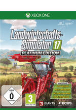Landwirtschafts-Simulator 17 - Platinum Edition