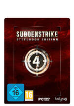 Sudden Strike 4 Steelbook