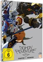 Digimon Adventure tri. Chapter 1 Reunion Blu-ray