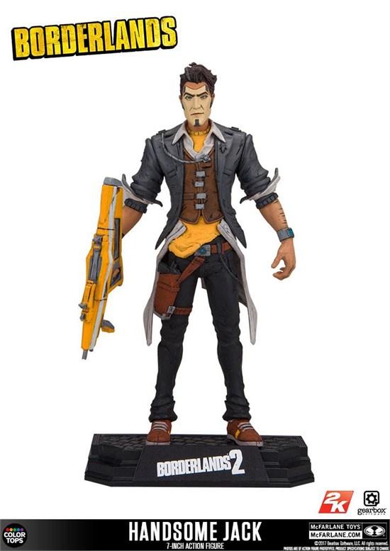 Borderlands 2 - Figur Handsome Jack