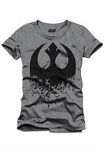 Star Wars - T-Shirt Rebel (Größe L)