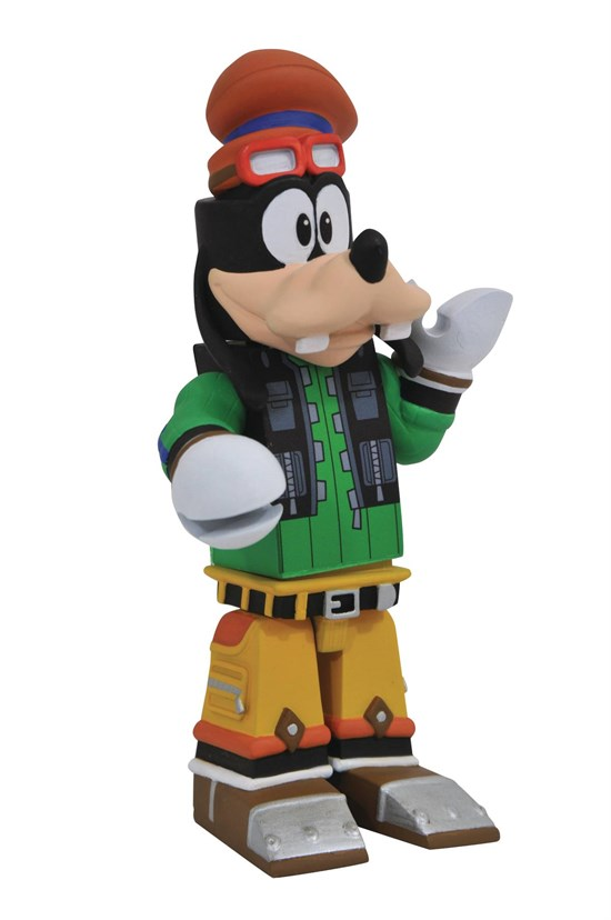 Kingdom Hearts - Figur Goofy