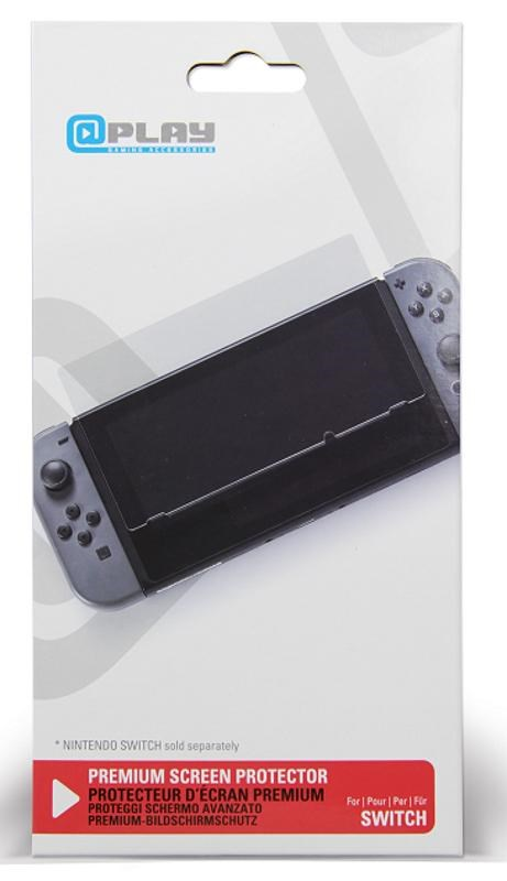 @play Nintendo Switch Premium Screen Protector