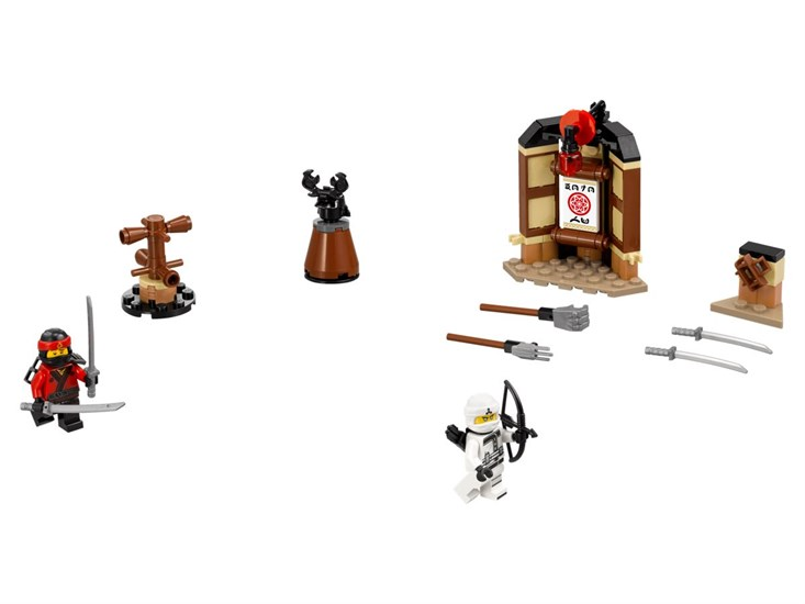 LEGO® NINJAGO Spinjitzu-Training - 70606