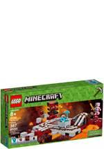 LEGO® Minecraft Die Nether-Eisenbahn - 21130