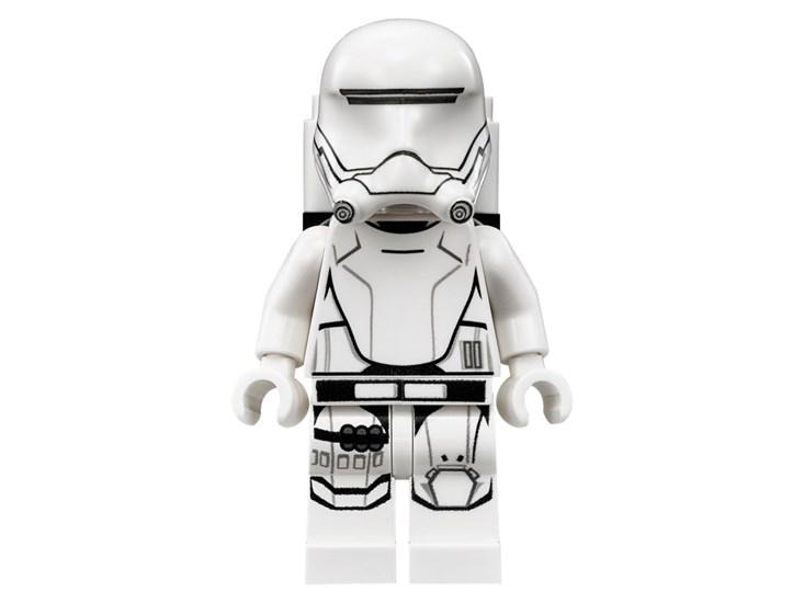 LEGO Star Wars First Order Transport Speeder Battle Pack - 75166