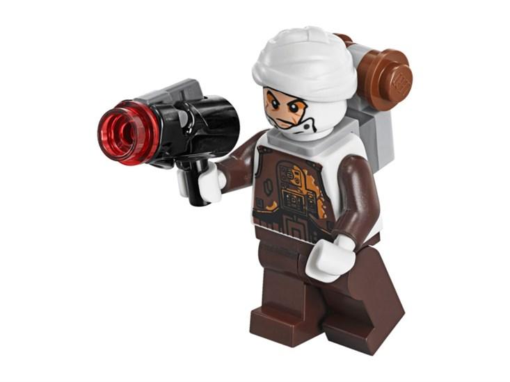 LEGO® Star Wars Bounty Hunter Speeder Bike Battle Pack - 75167