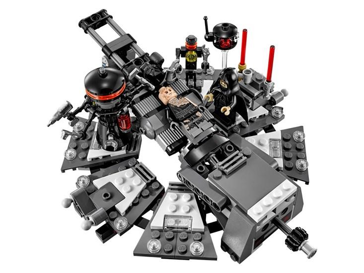 lego star wars darth vader transformation 75183. Black Bedroom Furniture Sets. Home Design Ideas