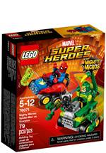 LEGO Marvel Super Heroes Spider-Man vs. Scorpion - 76071