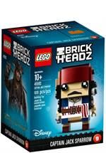 LEGO BrickHeadz Captain Jack Sparrow - 41593