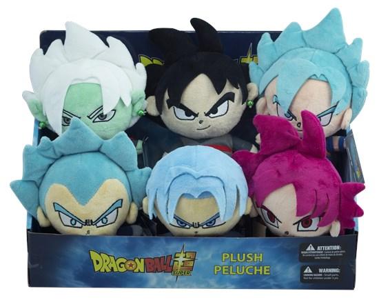 Dragon Ball - Plüschfiguren (zufällige Auswahl)