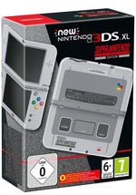 New Nintendo 3DS XL Konsole SNES-Edition