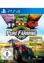 Pure Farming 2018 Day One Edition