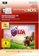 The Legend of Zelda: Ocarina of Time 3D [Code-DE]