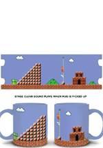 Super Mario - Tasse mit Sound-Effekt