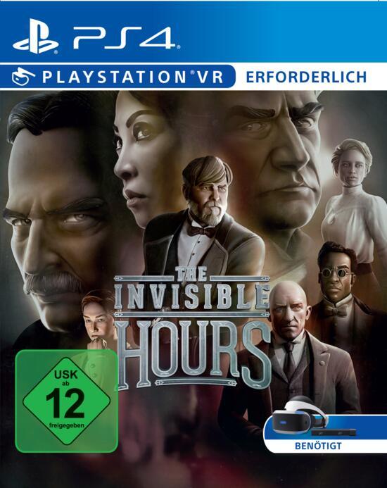 The Invisible Hours (VR nicht erforderlich)