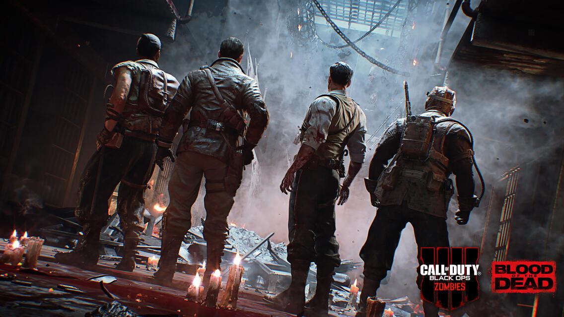 Call of Duty: Black Ops 4 Screenshot
