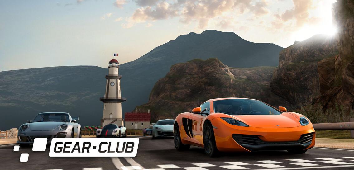 Gear Club Unlimited Screenshot