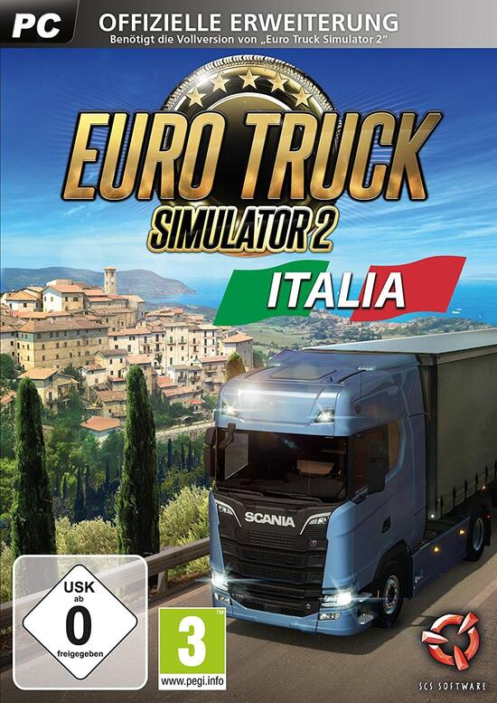 euro truck simulator 2 italia. Black Bedroom Furniture Sets. Home Design Ideas