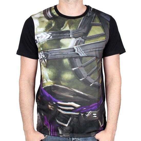 Marvel Hulk - T-Shirt Costume (Größe M)