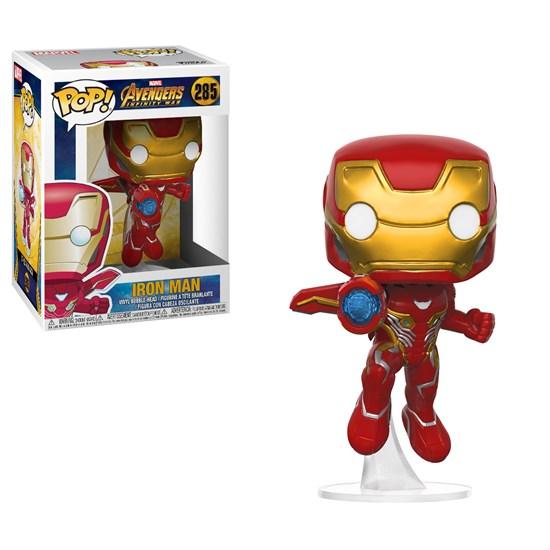 Marvel Avengers Infinity War - POP! Vinyl-Figur Iron Man