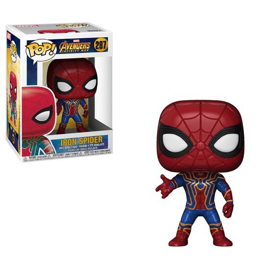 Marvel Avengers Infinity War - POP! Vinyl-Figur Iron Spider