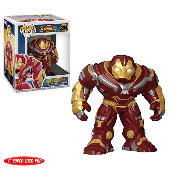 Marvel Avengers Infinity War - POP! Vinyl-Figur Hulkbuster