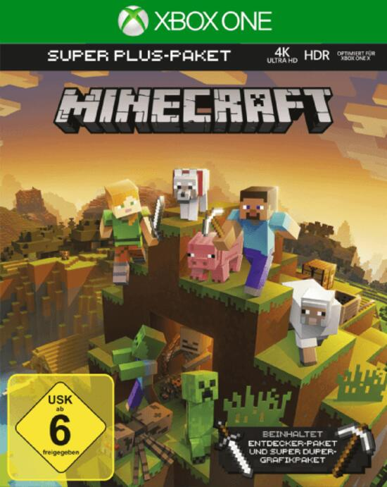 Minecraft Super Graphics Pack