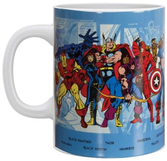 Marvel Comics - Tasse Comic Characters