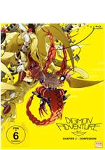 Digimon Adventure tri. Chapter 3 - Confession (Blu-ray)